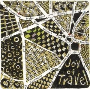 zentangle map